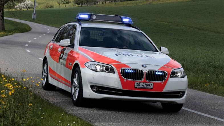 Motorradumbau Schweiz was ist erlaubt und was verboten Kantonspolizei Solothurn