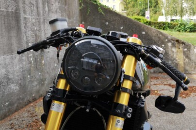 Led blinkers cambiare moto Svizzera