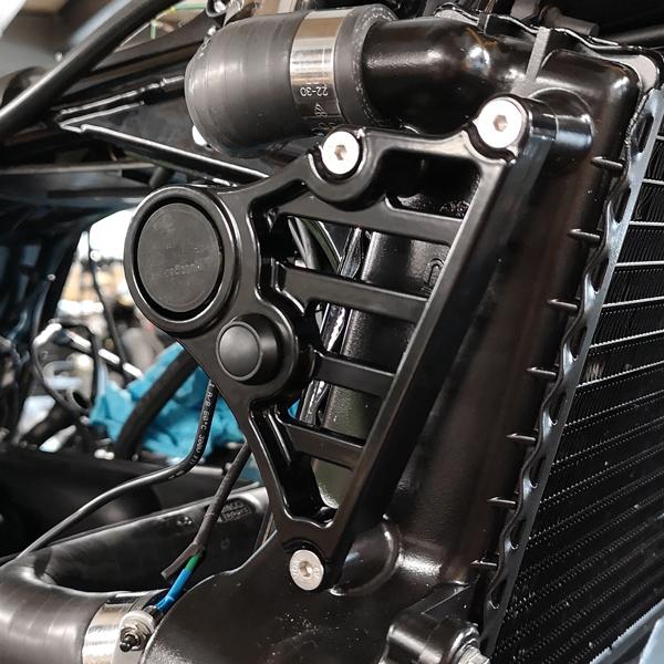 Halter Motogadget Zündschloss BMW K100