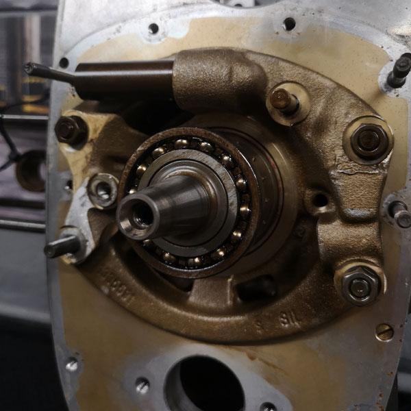Revisione di BMW Boxer Motor Svizzera