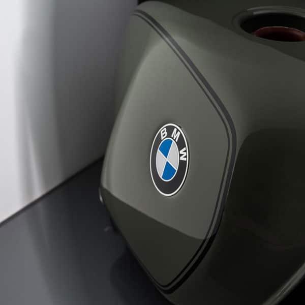 BMW Tank linea Svizzera