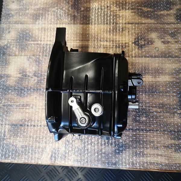 BMW Boxer Schaltgetriebe frisch revidiert und pulverbeschichtet