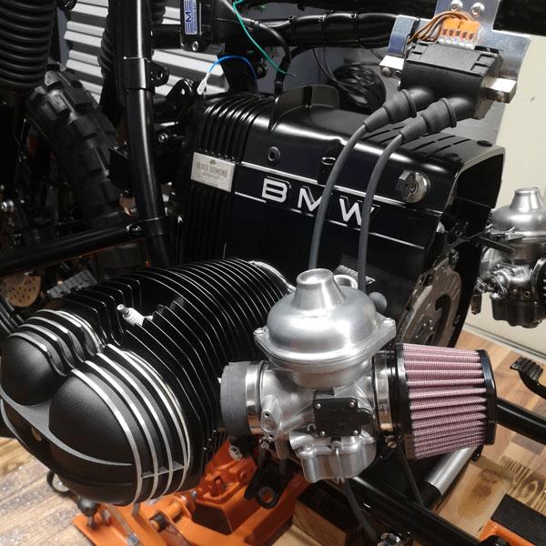 BMW R100 Black Diamond komplett restauriert