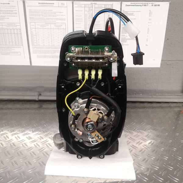 BMW R100 Motor vollständig revidiert