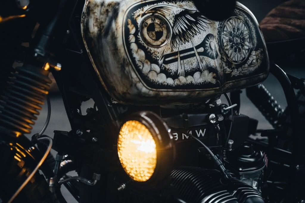 BMW R100 di Black Diamond Motorcycles