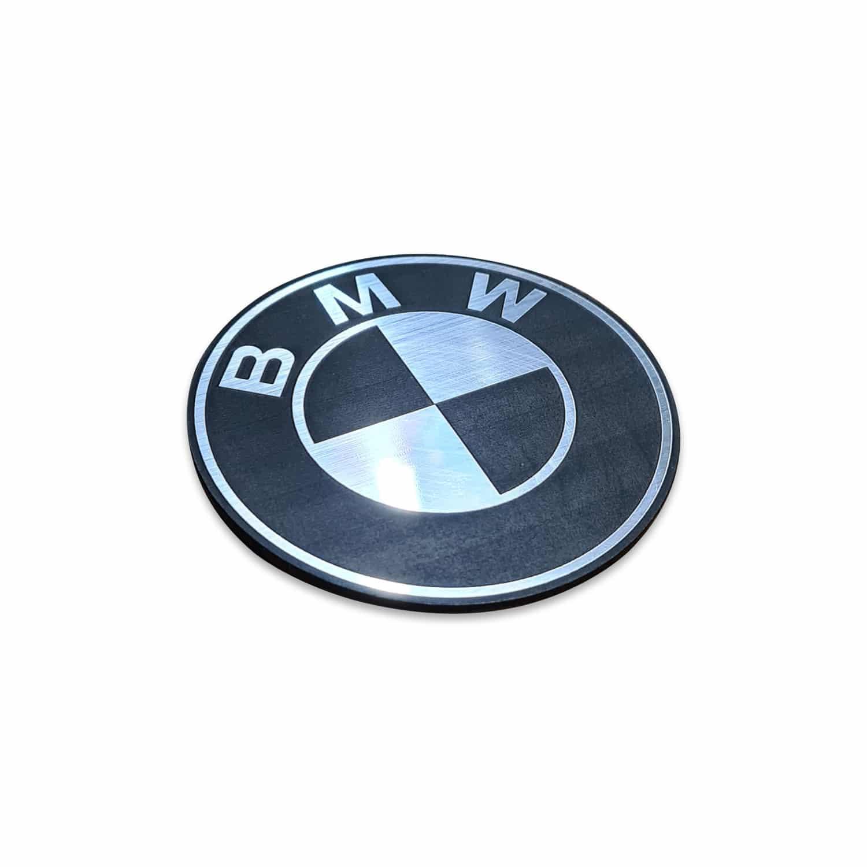 BMW Logo schwarz 70 mm BMW K100 Cafe Racer BMW R80 BMW R100 Bobber