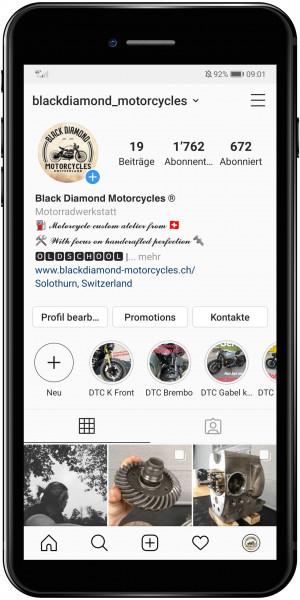 Black Diamond Motorcycles Instagram